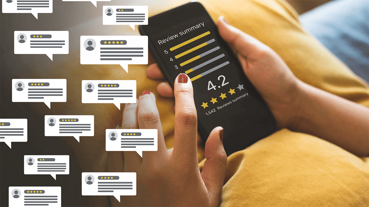 Why Amazon Review is Hidden by Sensitivity Filter