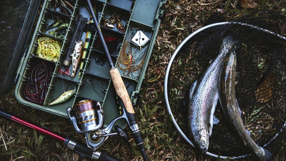 7 ways to get free fishing gears