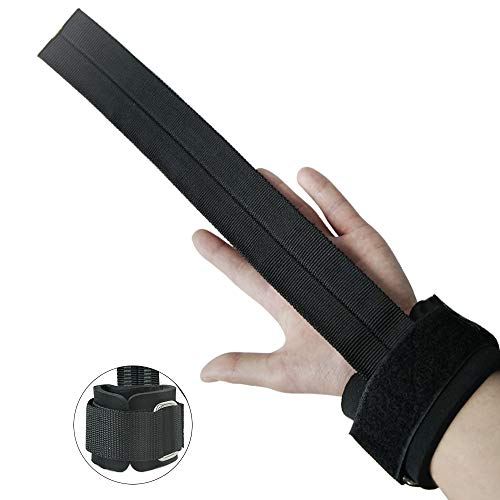 Wrist Wraps Weightlifting Men and Women, Wrist Support Brace Protector Lifting Straps, Strength Training, Powerlifting, Bodybuilding