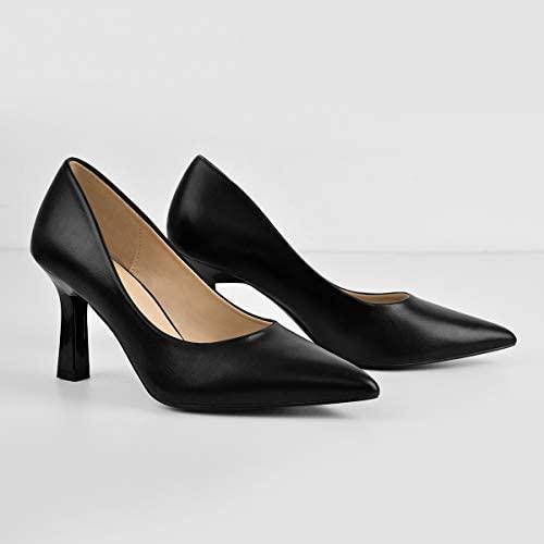 MissHeel Women Pump Heel Shoes