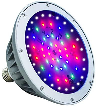 Waterproof LED Pool Light Bulb for Inground Swimming Pool,120V 40Watt