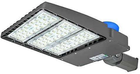 300W LED Parking Lot Lighting