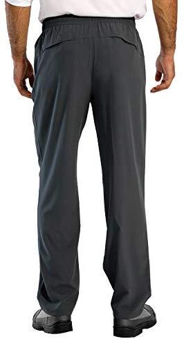 LABEYZON Men's Workout Pants Quick Dry Lightweight Athletic Jogger Hiking Training Sweatpants for Men