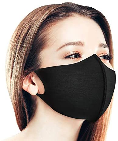 SERENITA K-POP Star Face Cover Mask. Airsoft Protective. Unisex Washable Reusable. Outdoor Cycling Running Gear 6 Pack