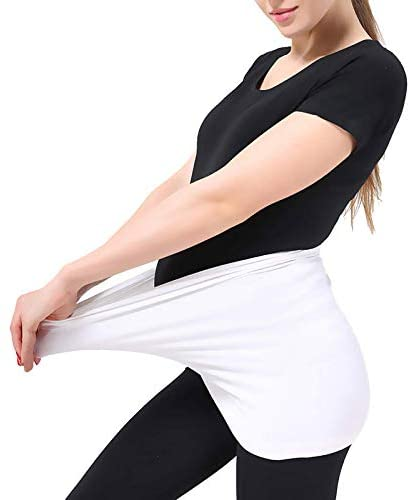 Womens Maternity Belly Band For All Stages of Pregnancy Non-slip Silicone Stretch Pregnancy Support Belly Belt Bands