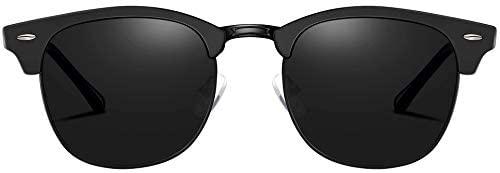 Unisex Polarized Sunglasses for Men and Women UV Protection Trendy Sun Glassess