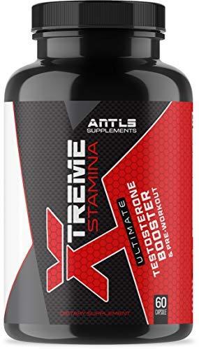 Mens-Testosterone Booster for Men- Works or 100% Money Back- Testerone Booster for Men- Test Booster-Nitric Oxide- Estrogen Blocker-D Aspartic Acid- Testosterone Supplement-Testosterone Pills for Men