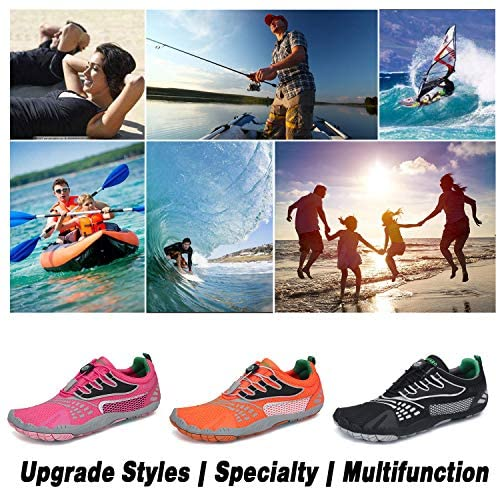 OXY Mens Womens Minimalist Trail Running Shoes Barefoot Walking | Wide Toe Box | Outdoor Cross Trainer | Zero Drop Sole