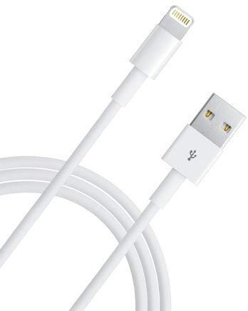 Apple MFi Certified iPhone Charger Lightning 8Pin Cable - Advanced Collection, Compatible with iPhone Xs MAX XR X 8 8 Plus 7 7 Plus 6s 6s Plus 6 6 Plus and More(6FT White