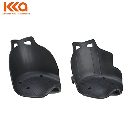 Better wheels KKA Mini Kart Hoverboard Accessories for Adjustable -All Heights- All Ages- Self Balancing Scooter -Compatible with All Hoverboards