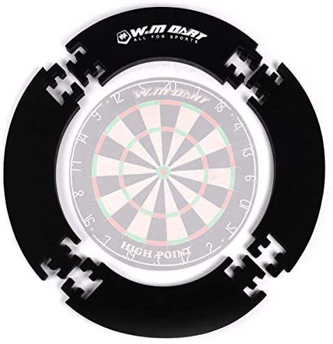 WIN.MAX Dart Board Backboards Dart Backboard EVA Reversible Dart Board Surround Protector Wall Accessories