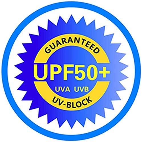 Womens Lightweight Jogger Capri Pants Quick Dry Workout Running Capris Sun Protection UPF 50+ Zipper Pockets