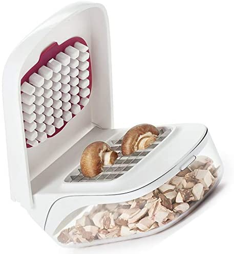 Vegetable onion dicing machine