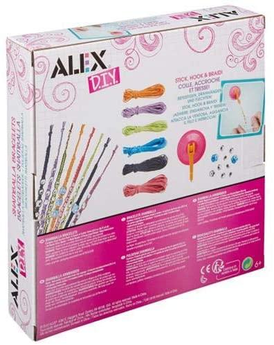 Alex DIY Wear Shamballa Bracelets Kids Art and Craft Activity