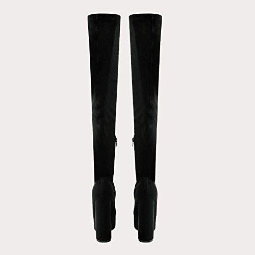 Yolkomo Women's Knee High Over The High Soft Strechy Boots