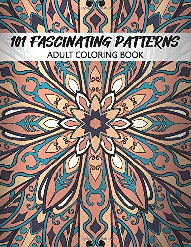 Coloring Book - 101 Fascinating Patterns