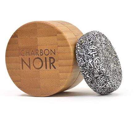 Shampoo Bar & Case - Charcoal - Eco-Friendly