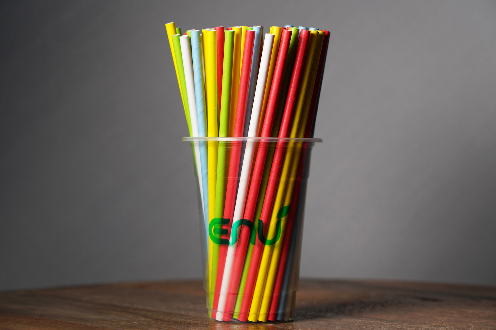 Biodegradable Compostable Bamboo Straws,OrganicPaper Drinking Straw, Colorful Modern Solid Colors, 250 Unwrapped Fun Pack, Reuse Recycle, Cocktail Tall Large Smoothies, Kids FriendlyEco Straws