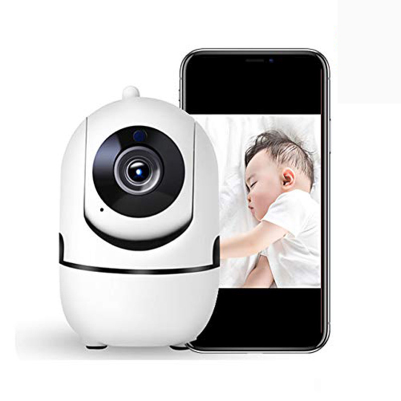 Home Security Camera,1080P FHD WiFi Camera,Motion Tracking Sound Detection,MERLINAE IR Night Vision,Home Camera for Baby Pet Safety