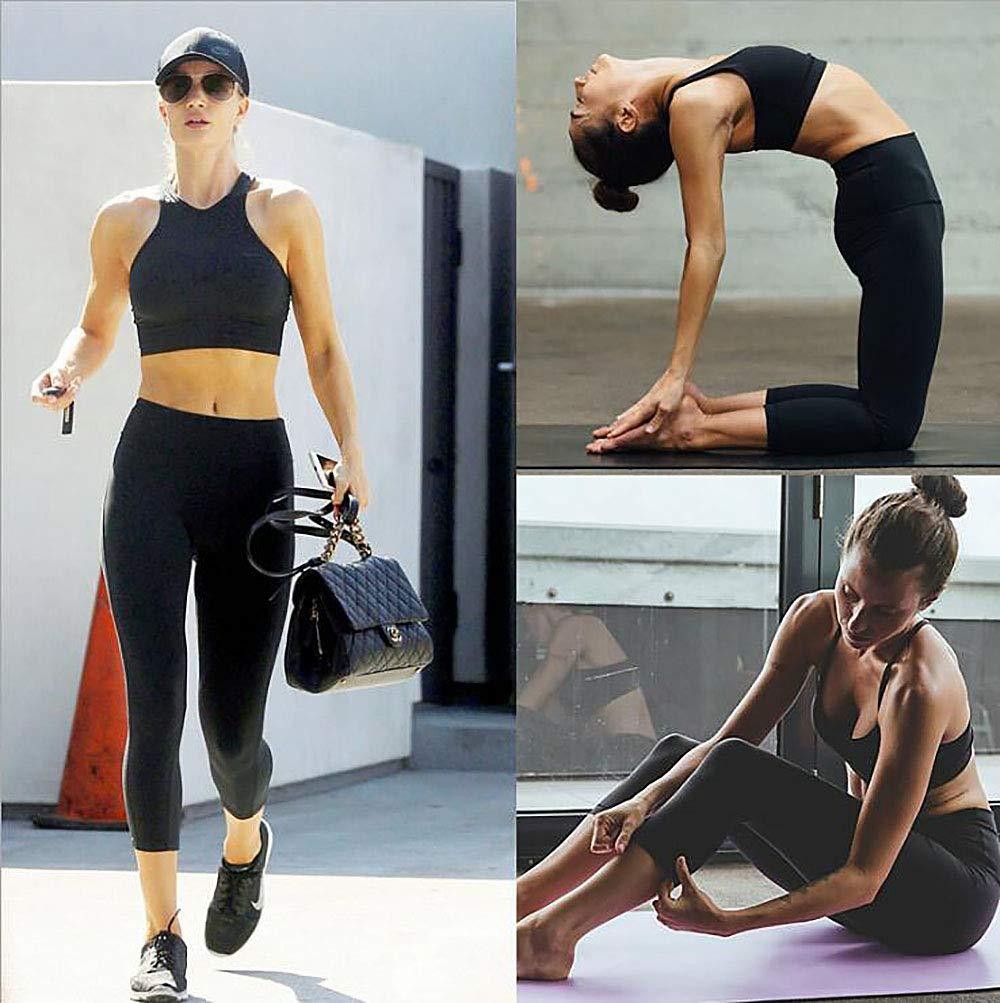 Workout Leggings for Women CRZ Yoga Yogalicious High Waisted Plus Size Tummy Control Athletic Womens Leggings